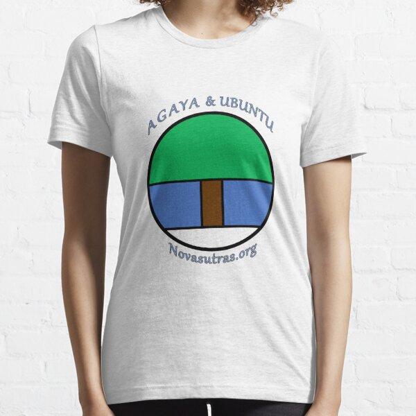 Novasutras AGAYA & UBUNTU Essential T-Shirt