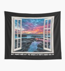 Twenty One Pilots Guns For Hands Wall Tapestry