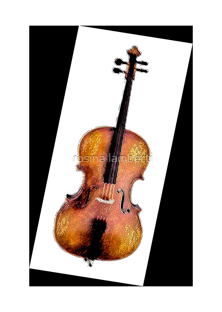 Cello by Rosina  Lamberti