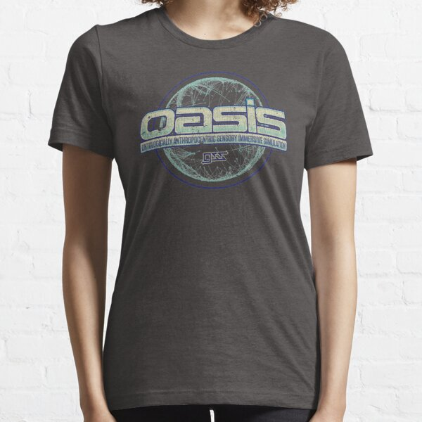 OASIS by Gregarious Simulation Systems (GSS) Essential T-Shirt