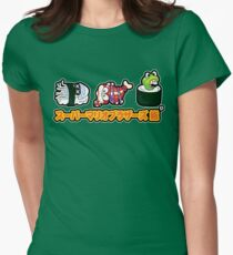 Super Mario Bros Sushi T-Shirt