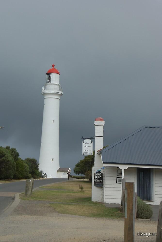 Lighthouse by dizzycat