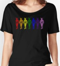 Technicolor Dream Women's Relaxed Fit T-Shirt