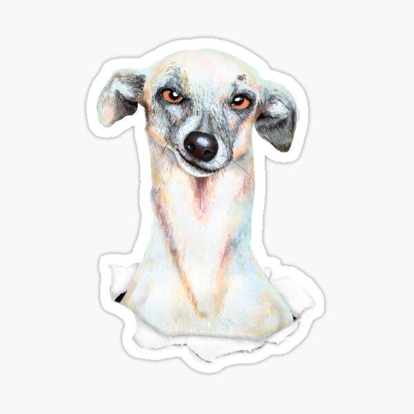 Doggy dog Sticker