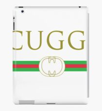 Cuggi T-Shirt iPad Case/Skin