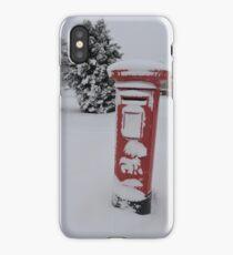 British Winter iPhone Case/Skin