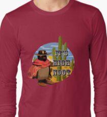 It's high noot - overwatch© Long Sleeve T-Shirt