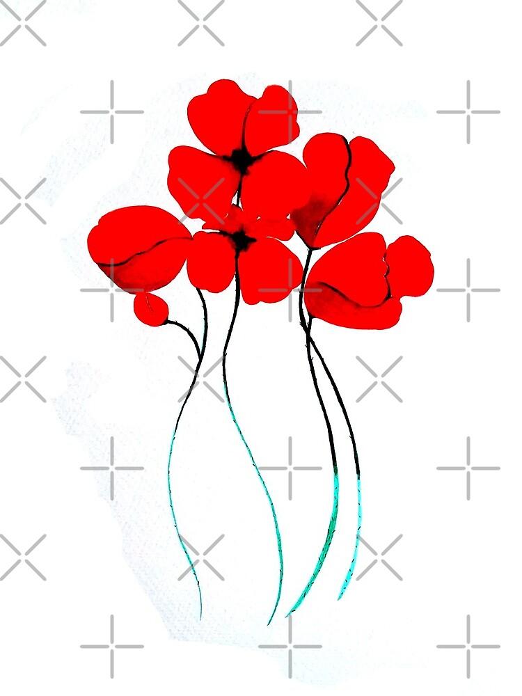 Poppies de HappyDibus