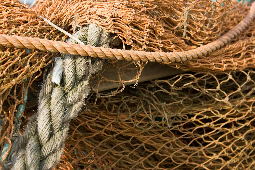 Nets and rope by BizziLizzy