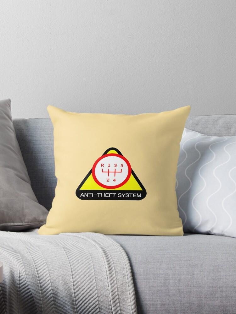 Anti-Theft System (Pattern 2) (light) by ShopGirl91706