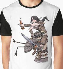 Dovahkiin Sofia Graphic T-Shirt