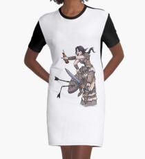 Dovahkiin Sofia Graphic T-Shirt Dress