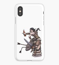 Dovahkiin Sofia iPhone Case/Skin