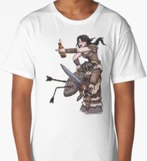 Dovahkiin Sofia Long T-Shirt