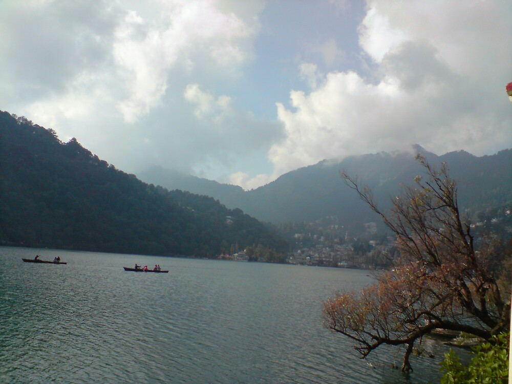 nainital,a hill station in INDIA by zohaib