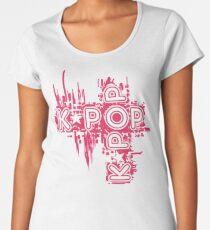 K-POP TSHIRT Women's Premium T-Shirt