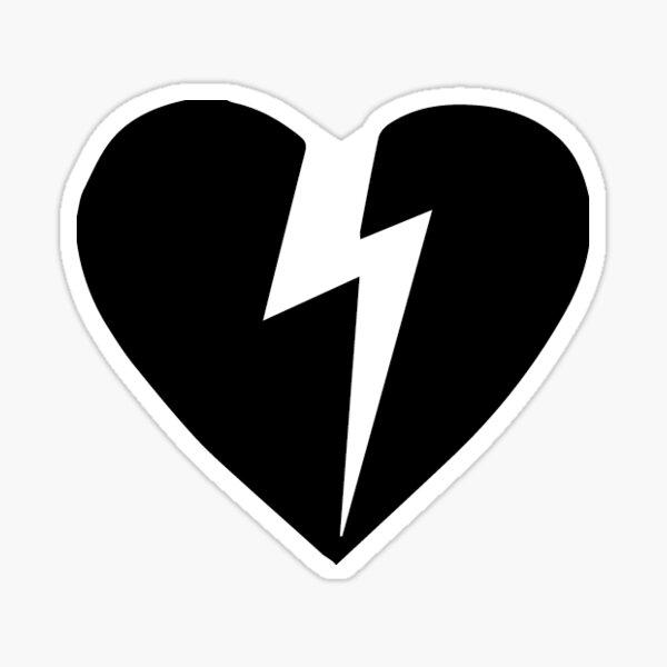 Heartbreak Warfare- John Mayer Sticker