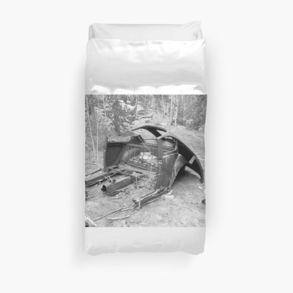 car peices Duvet Cover