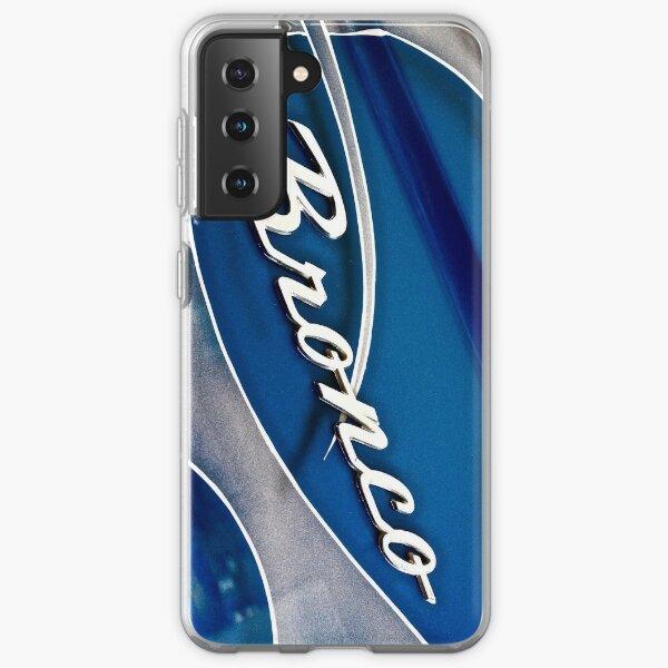 BRONCO Samsung Galaxy Soft Case