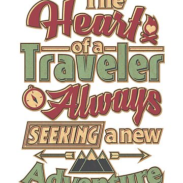 Heart Of a Travelar by gcruz1028