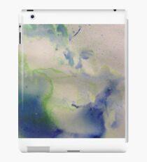 Water and acrylic iPad Case/Skin