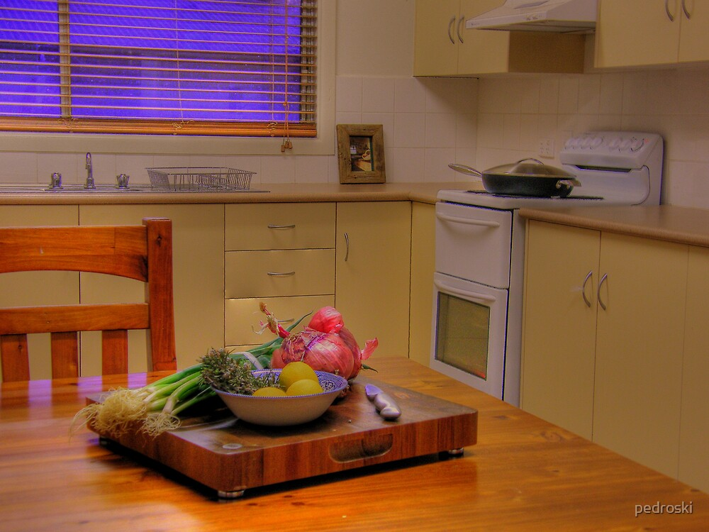 The Kitchen by pedroski