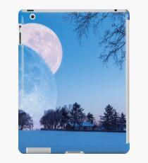 Winter Solstice Fantasy iPad Case/Skin