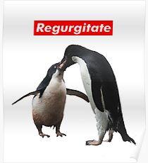 Regurgitate Official UNO Poster