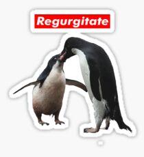 Regurgitate Official UNO Sticker