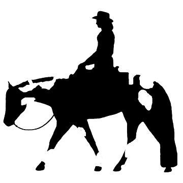BIG - Paint Western Pleasure Horse Female Rider by Stuffnthingz