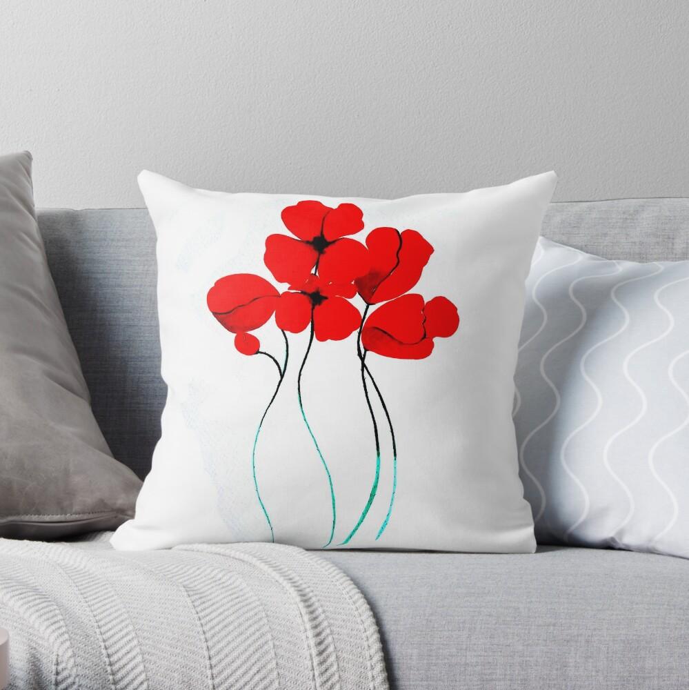 Poppies Cojín
