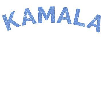 Kamala Harris for President in 2020 by hamilkids