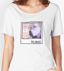 Blood Bank Lezhin  Women's Relaxed Fit T-Shirt