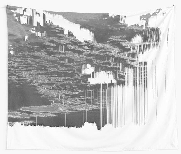 Endscape VII by ellafrigard