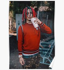 Lil Pump Posters Redbubble