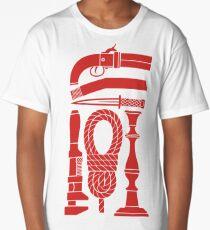 Kill Mr. Body - Scarlet Long T-Shirt