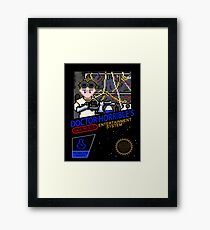 NINTENDO: NES DOCTOR HORRIBLE  Framed Print