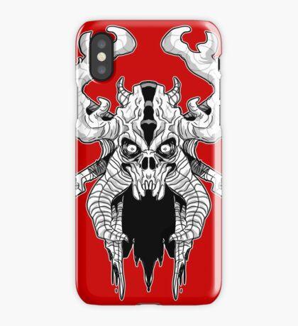 Helm of Doom iPhone Case