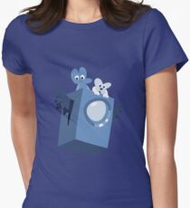 Cave Story x BFB Women's Fitted T-Shirt