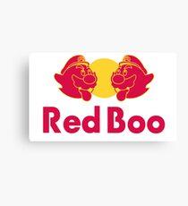 Red Boo Super Mario Odyssey Canvas Print