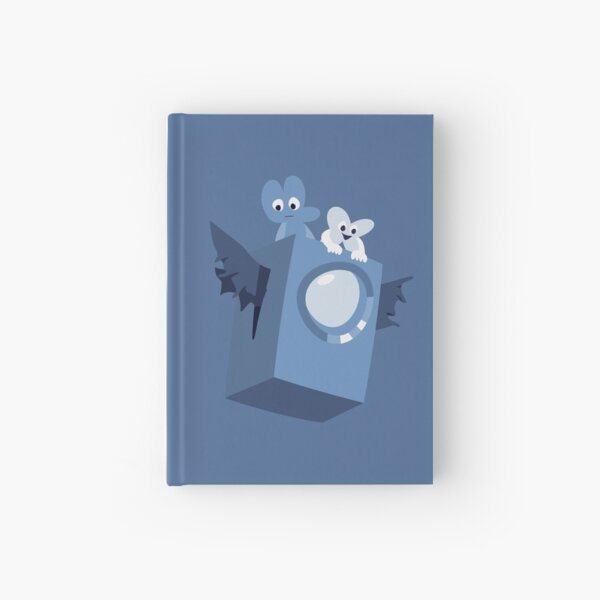 Cave Story x BFB Hardcover Journal