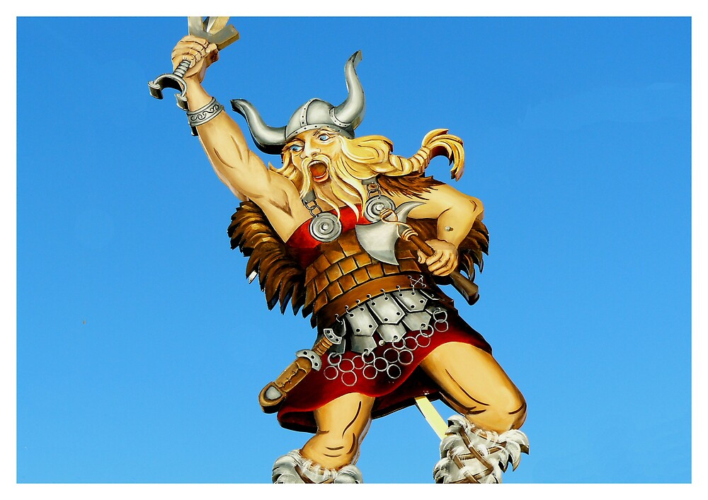 Viking by myfotozo