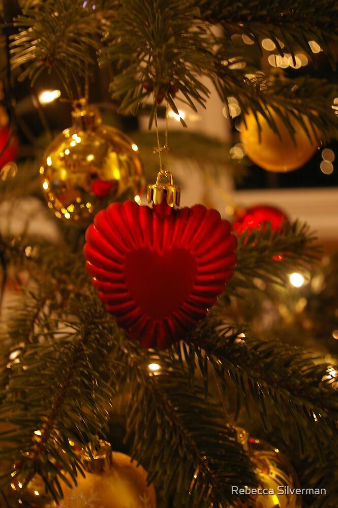 Christmas Heart by Rebecca Silverman