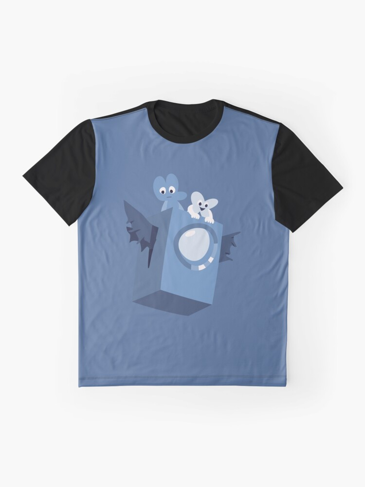 Alternate view of Cave Story x BFB Graphic T-Shirt