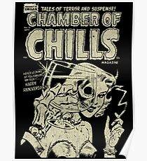 Chamber of Chills Poster