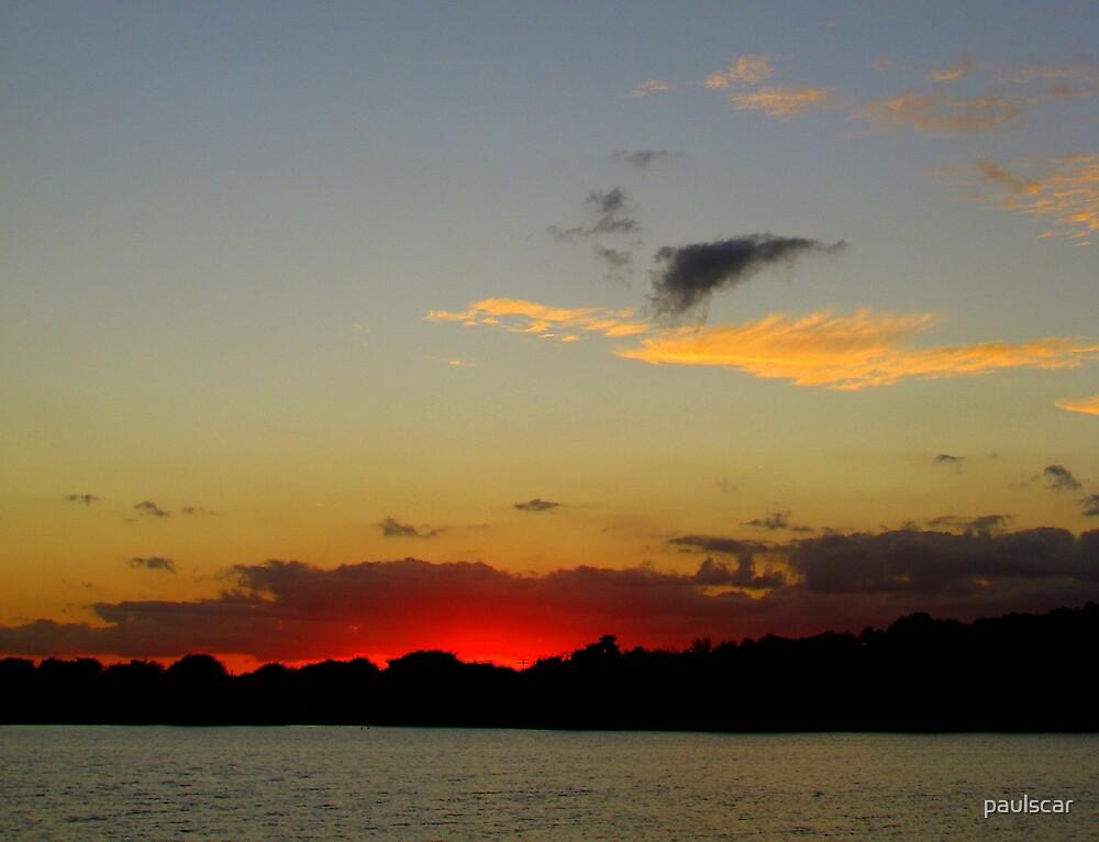 November Sunset by paulscar