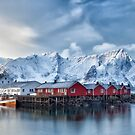 Hamnoy, Norway by Curtis Budden