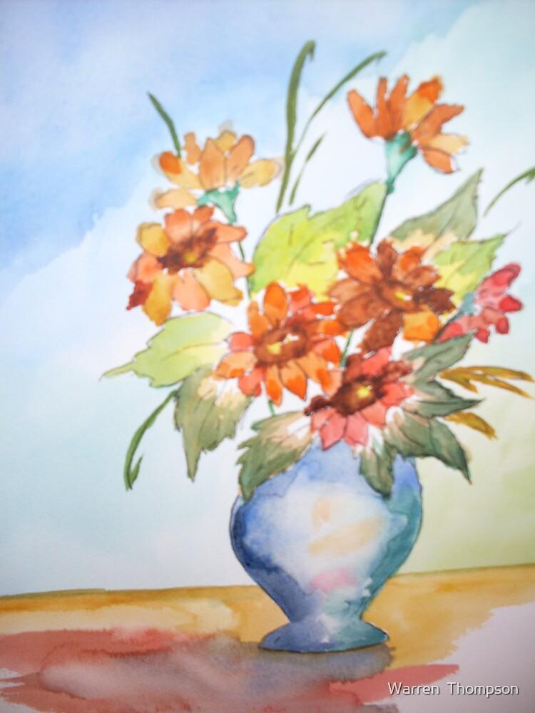 Fall Bouquet by Warren  Thompson