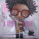 Justice, #98 by JenPriceDavis