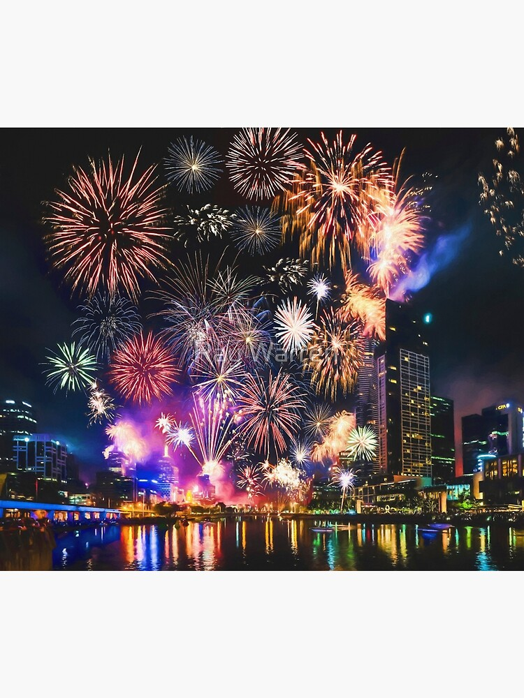 Happy New Year by RayW